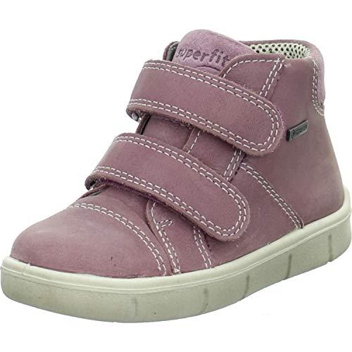 Superfit Baby Mädchen ULLI Sneaker, Violett (Lila 90), 21 EU