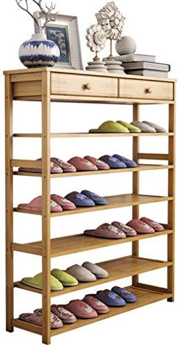 YLCJ Grote schoenenkast met 6-lade ladekast