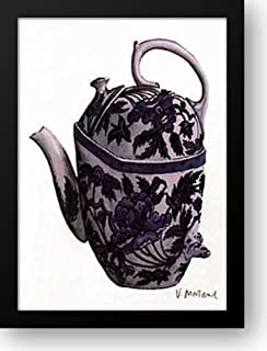 Chinese Export Porcelain II 15x18 Framed Art Print by Chinese, 18th Century