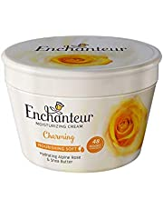 Enchanteur Nourishing Soft Moisturizing Cream - Charming For Soft, Smooth Skin, Instant Softness, 100 ml