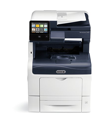 Xerox VersaLink C405dn A4 Colour Multifunction Laser Printer with Duplex 2-Sided Printing