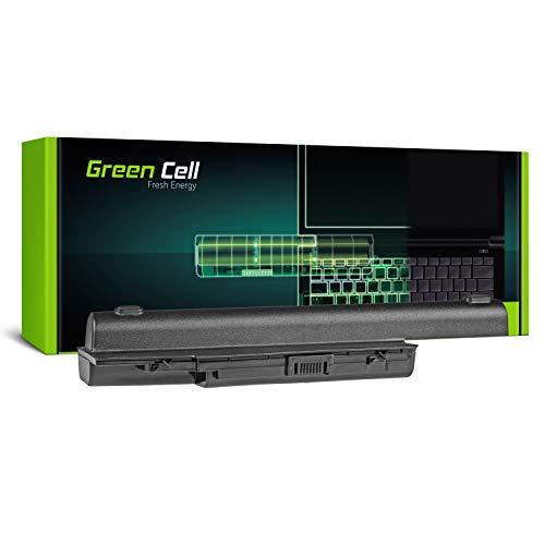 Green Cell Vergrote Serie AS07B31 AS07B32 AS07B41 AS07B42 AS07B51 AS07B52 AS07B61 AS07B71 JDW50 Accu Laptop Batterij voor Acer/eMachines/Packard Bell (6600mAh 10.8V Zwart)