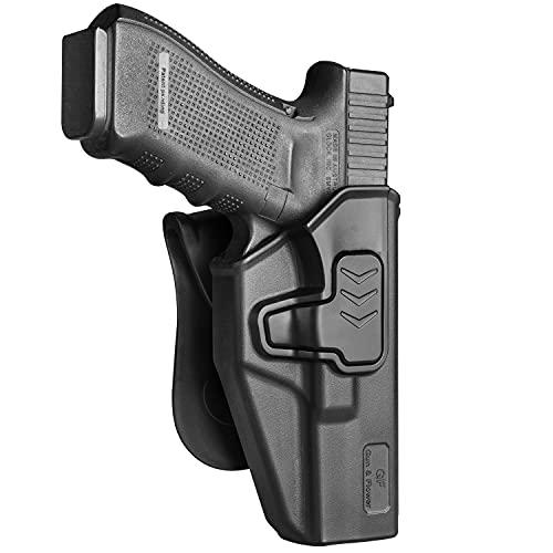 Compatible with Glock 17 31(Gen1-5) Glock 22(Gen1-4), Not...
