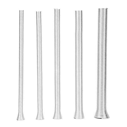 Dobladora de tubos de resorte, PVC Dobladora de cables eléctricos Doblado de...