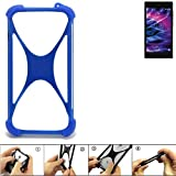 K-S-Trade Mobile Phone Bumper for Medion Life P5005