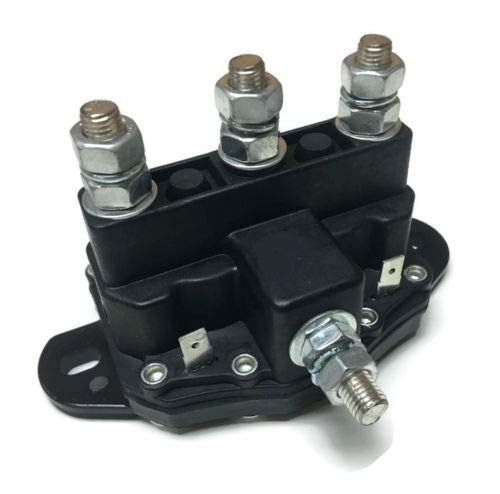 Winch Motor Reversing Solenoid Switch Relay replaces Cole Hersey 24450 24450BX