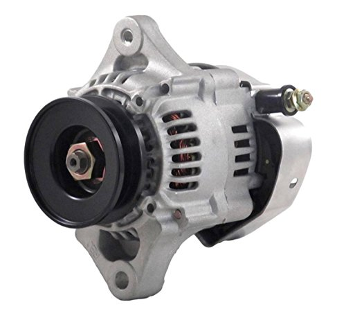 NEW MINI 8162 60AMP SMALL/BIG BLOCK CHEVY RACING ALTERNATOR COMPATIBLE WITH 93MM 3-WIRE