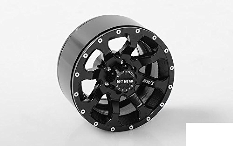 RC4WD Mickey Thompson Metal Series MM366 1.9  Single Beadlock Wheel ZQ0089