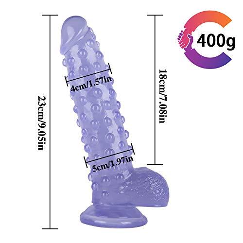 YRET 23cm Gros Göđëmîćħëť SịmÞḶé Silicone Vêñťøūśě,gøđmïćħé