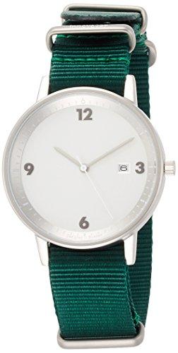 [イノベーター] 腕時計 IN-0001-10 正規輸入品 グリーン
