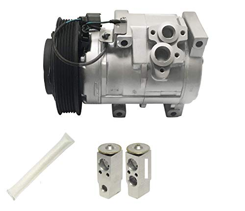 RYC Remanufactured AC Compressor Kit KT AI62