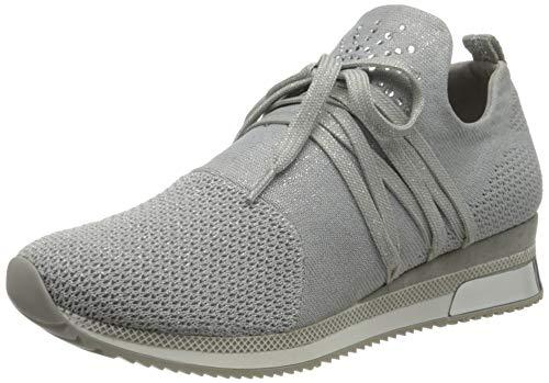 MARCO TOZZI Damen 2-2-23738-34 Sneaker, Grau (Lt.Grey Comb 248), 40 EU