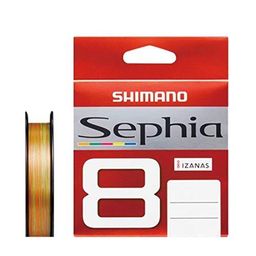 シマノ セフィア 8 0.6号 200m LD-E61S