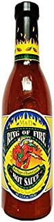 Ring of Fire Red Pepper & Roasted Garlic Hot Sauce