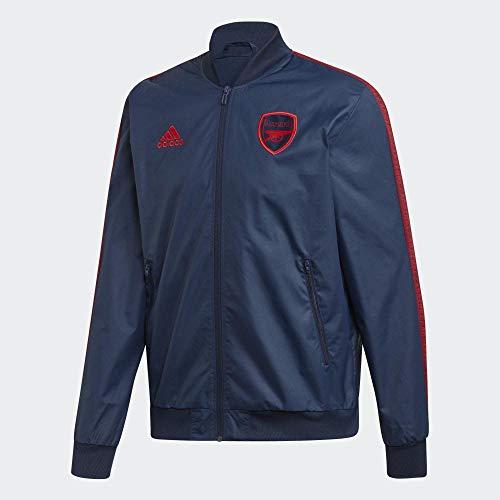 adidas Performance FC Arsenal Anthem Jacke Herren dunkelblau/rot, M