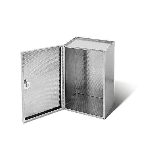 Unterbau/Ständer für Räucherofen Smoki Geprägter Cr-Edelstahl Mit Tür