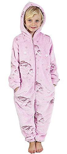 Pijamas de un Pieza Niño Niña Unicornio Conejo Koala Perro