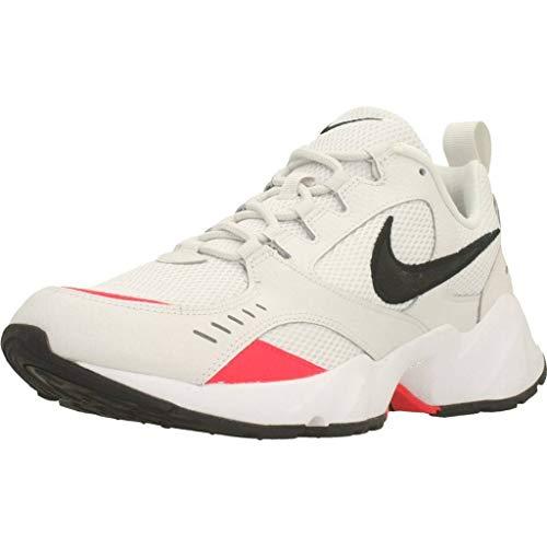 Nike Air Heights, Zapatillas de Trail Running para Hombre, Multicolor (Platinum Tint/Black/Red...