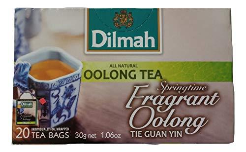 Dilmah Springtime Oolongthee, 20 Stuk, 20 Units