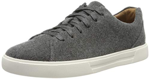 Clarks Un Costa Lace, Scarpe Stringate Derby Uomo, Marrone Charcoal Intrest, 46 EU