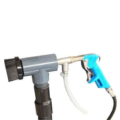 Pistola Completa in PVC per Sabbiatrice Manuale