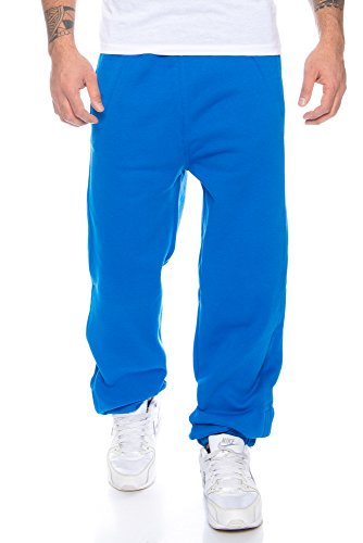 Finchman 83F4 Herren Jogginghose Baggysweat Pant Blau Gr. XXL