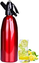 HENGGE Soda Distributeur De Dioxyde De Carbone Fabricant Eau Siphon Soda Eau, Adapté pour Les Cocktails De Fabrication De ...