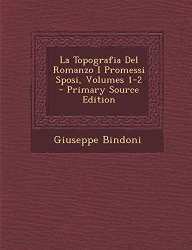 La Topografia del Romanzo I Promessi Sposi, Volumes 1-2 - Primary Source Edition