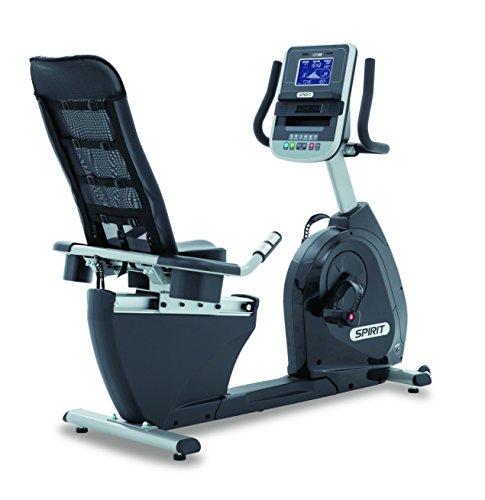 Spirit Ergometer/Liegeergometer/Fitnessbike XBR 25