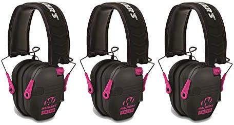 Top 10 Best electric earmuffs for shooting pink