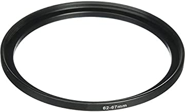 Phot-R   62-67mm Metal Step-Up Ring Adapter for Camera Filters and Lenses