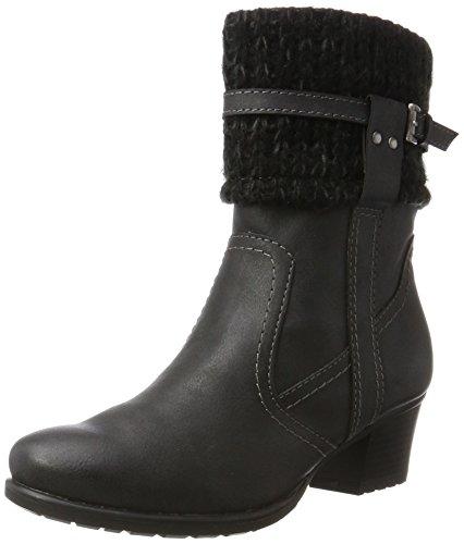 Tamaris Damen 25048 Stiefel, Schwarz (Black), 40 EU