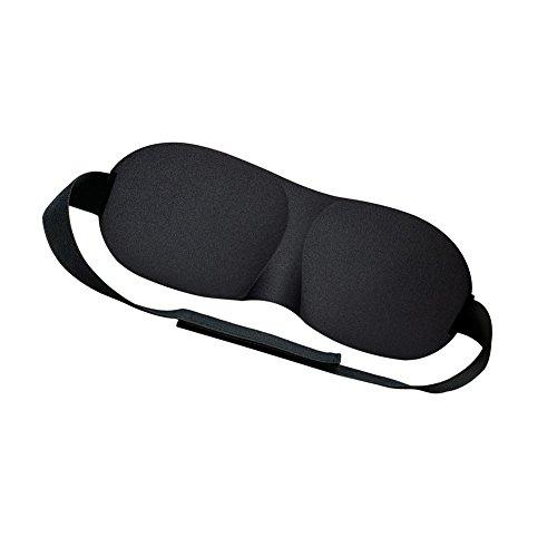 Mekta Augenschutz,Schlafen Augenmaske Augenschatten Abdecken Schattenflecken Der Schlafmaske 3D Weiche Augenbindenreise