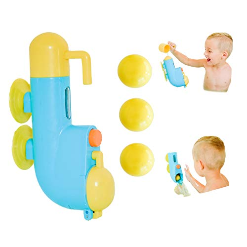 Inspiration Play Fill N#039 Splash Submarine Bath Toy for Baby Toddlers Preschoolers Ages 15
