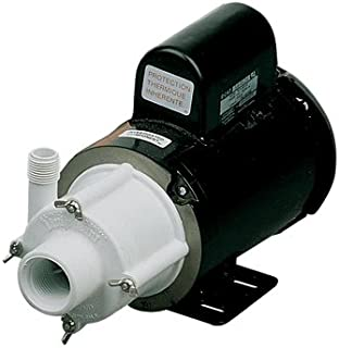 Little Giant 584504 TE-5-MD-SC 1/8 HP Magnetic Drive Pump, 6' Power Cord