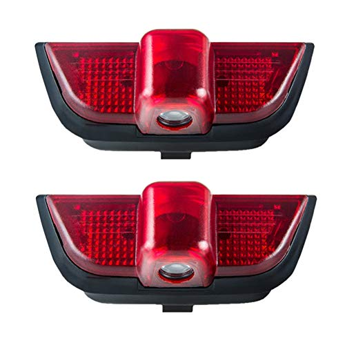 Mercedes Benz Compatible C-Class Car Door LED Light Projector for Mercedes C200/C230/C260/C280/C300 Ghost Shadow Lights Welcome Lamp Acessories 2PCS