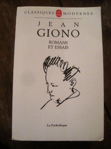 Romans et essais