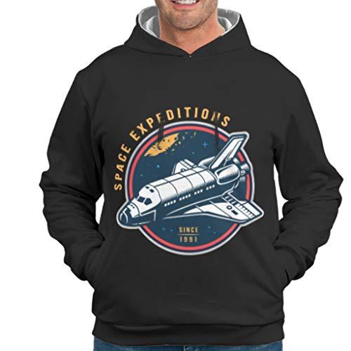NiTIAN Theme Unisex mannen lange mouwen mode sport trui top met capuchon S-5XL beste cadeau voor kinderen