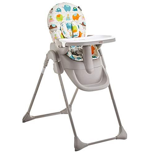 Chaise de salle à manger pour enfants chaise de table à manger bébé portable pliable pour enfants siège de bébé à mangerD