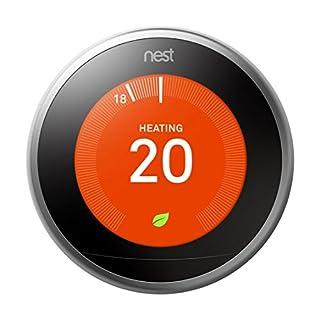Nest Learning Thermostat, 3rd Generation (Works with Amazon Alexa) (B012R8MVHC) | Amazon price tracker / tracking, Amazon price history charts, Amazon price watches, Amazon price drop alerts