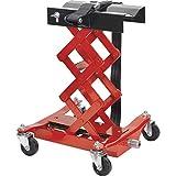 Sealey TJ150E Floor Transmission Jack 150Kg, Red