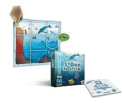 jeux éducatifs pour Noël : Story To Stick