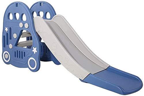 WCY Folding Slide, Cubierta de plástico Primera Diapositiva Reproducir presentación Escalador niños más Larga Espesada Diapositivas Cubierta yqaae