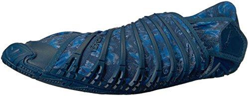 Vibram FiveFingers Vibram Furoshiki Original, Zapatillas Mujer, Azul (China Jeans China Jeans), 38 EU