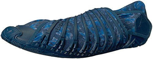 Vibram FiveFingers Damen Vibram Furoshiki Original Sneaker, Blau (China Jeans China Jeans), 42 EU