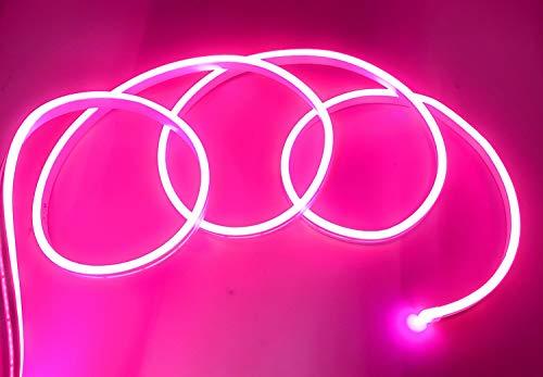LED-Streifen Neon flexibel wasserdicht IP65 5 Meter 120 LED/m 12V