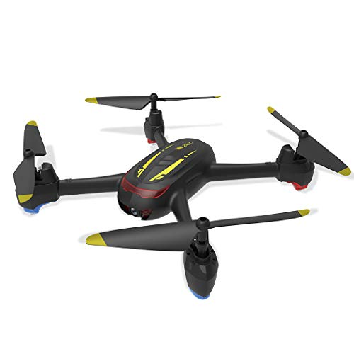 HR SH2 Drone with 1080P HD Camera,Quadcopter for Beginners with Altitude Hold,One Key Start/Land,Draw Path