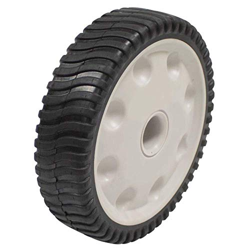 Mr Mower Parts Front Drive Wheels Replace MTD Troy-Bilt Self Propelled Mowers for 734-04018C,734-04018B, 734-04018A