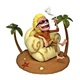 XzMoz Sofá de una Pieza Holiday Little Don Quijote Doflamingo 14cm Figura Decorativa en Caja