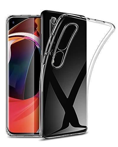 ESR Cover per Xiaomi Mi 10, Custodia Essential Zero in TPU Morbido, Sottile e Trasparente Compatibile con Xiaomi 10, Custodia Morbida in Silicone Flessibile - Gelatina Trasparente